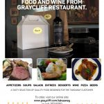 Graycliff Restaurant Launches Takeaway Service